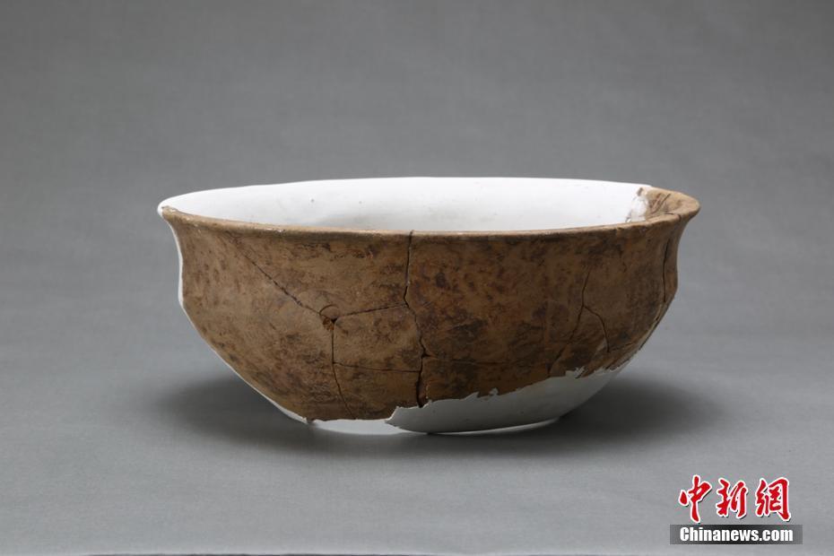 四川罗家坝遗址发现新石器时期遗存