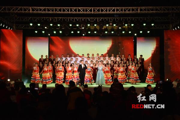 大合唱《共筑中国梦》.