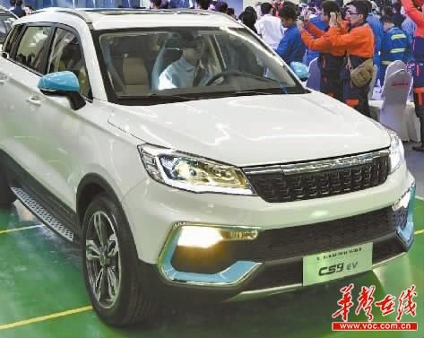 """汽车整车--湖南年产汽车突破100万辆 """"汽车湘军""""驶入新时代"""