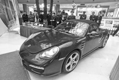 瘾君子骗走熟人600多万还买豪车一周后被警方缉拿