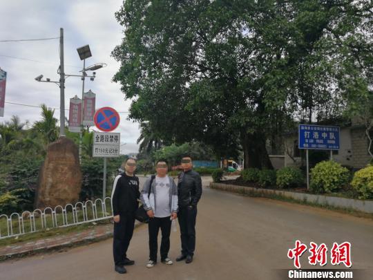 内蒙古警方成功劝返潜逃境外7年命案逃犯