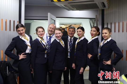南京开通直飞俄罗斯圣彼得堡航线