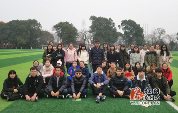 湖南科技学院:强势围观 这个班的好班风一直在线
