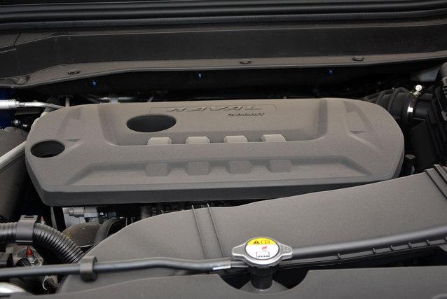 哈弗H6 2017款 蓝标 2.0T DCT两驱领尚型