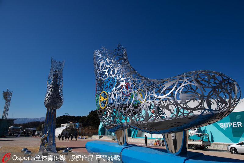 高清:平昌冬奥会前瞻 阿尔卑西亚滑雪中心美景【6】