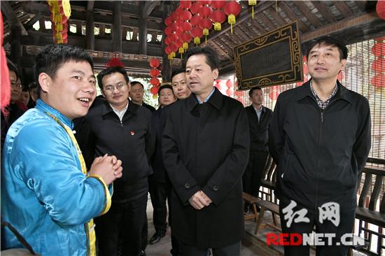 """虢正贵调研""""旅游+文化""""产业发展"""