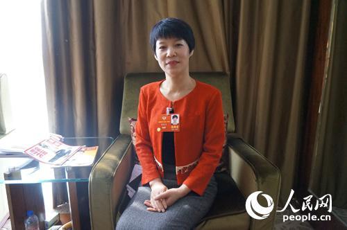 全国政协委员、甘肃省机场集团监事会主席赵金云-(照片系委员本人提供)