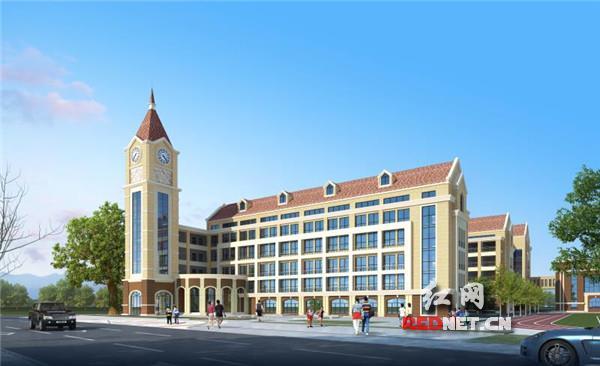 衡阳高新区将提供两所公立小学新建3780个学v小学老白晓语文小学图片