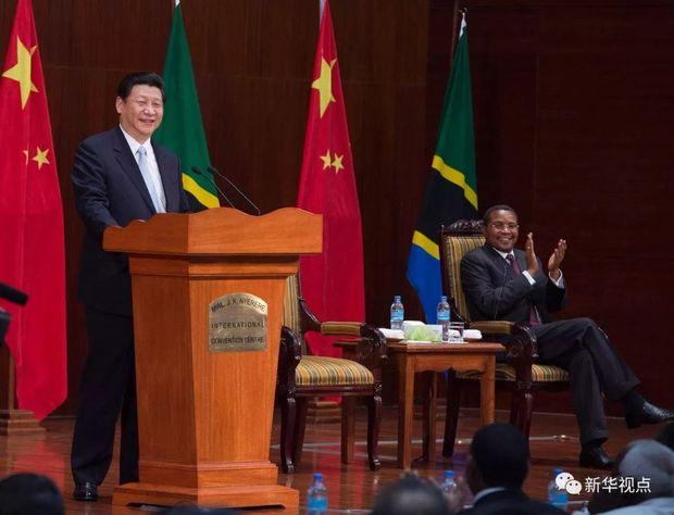 两会后非洲领导人接连访华 习近平这样描绘中非关系