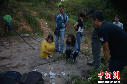 重庆警方破获特大诈骗案2000余人被骗抓获嫌犯70余人