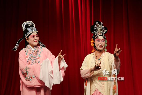 湖南科技学院成立戏剧协会并举行首场演出