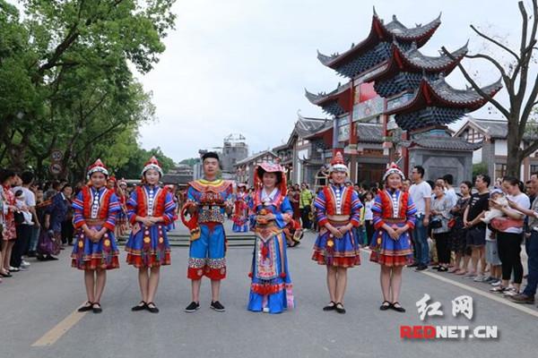 百家旅行社和自驾团5月1日踏线零陵古城
