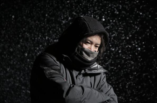 陈明铭导演首部滑雪题材电影《雪焰》开拍