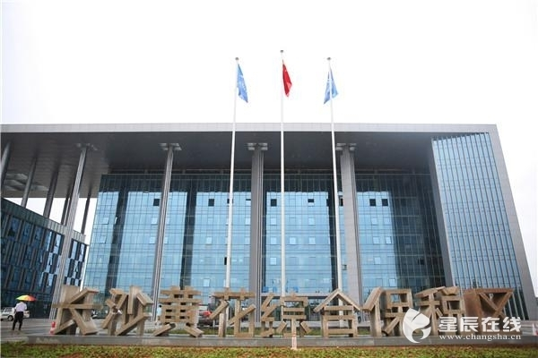 Changsha Huanghua Integrated Free Trade Zone opens to ASEAN bonded trucks