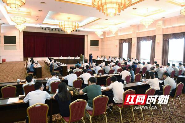 湖南:6个拟摘帽县代表表态 以严标准兑现减贫