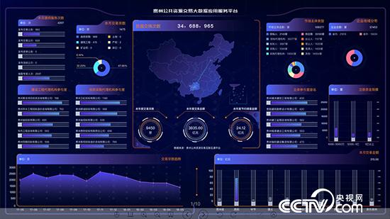 贵州率先在全国打通了省市县三级公共资源交易平台数据。(资料图)
