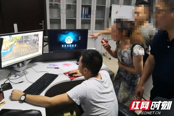 常德女生高考前失联 全城搜索找到后抱着老师痛哭
