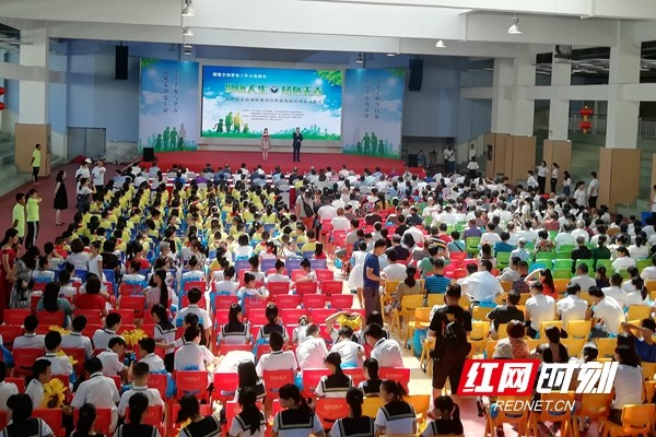 禁毒预防宣传教育走进长沙校园