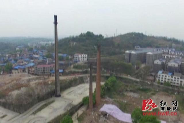 零陵:造纸厂变身千亩旅游景区