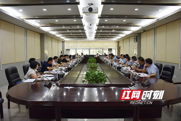 湖南湘江新区:统筹融合 推动产业项目高质量发展