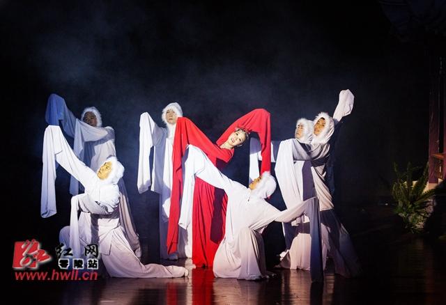 跨界融合舞台剧《潇水长歌》首演即将震撼开启