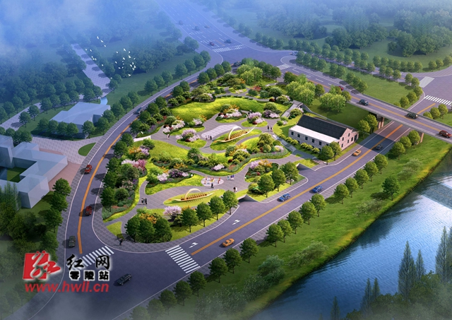 零陵古城在建地下停车场 规划两层共272个停车位