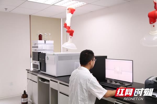 紧跟政策和市场 湖南省粮油产品质量监测中心成功拓展检测领域