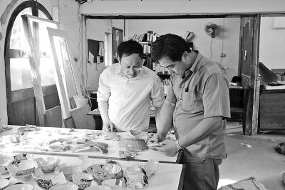在肯尼亚出土瓷器中解码中国古代海上贸易