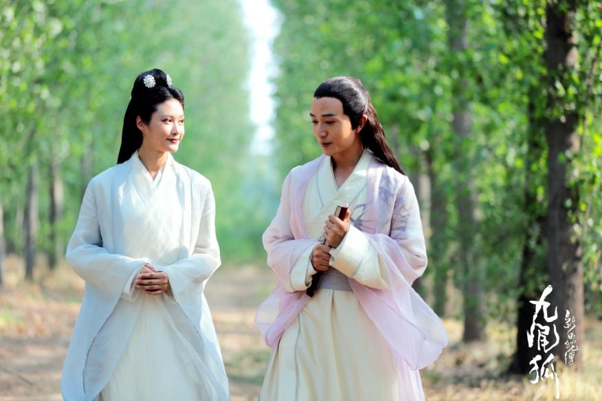 """电影《新白蛇传之九尾狐》即将开播,苏妲己竟是""""白素贞""""?"""