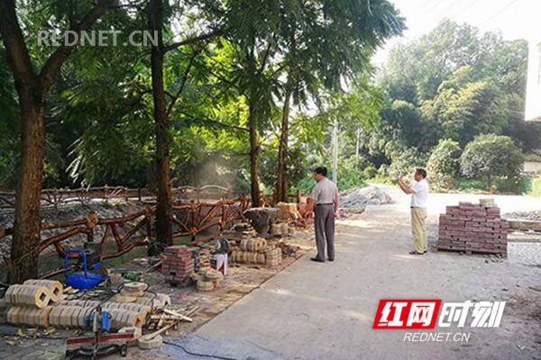 江华沱江镇:生态宜居建设助推乡村振兴