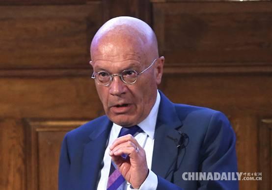马丁雅克:中国有效地激励了其他新兴国家探索适合本国国情的发展道路