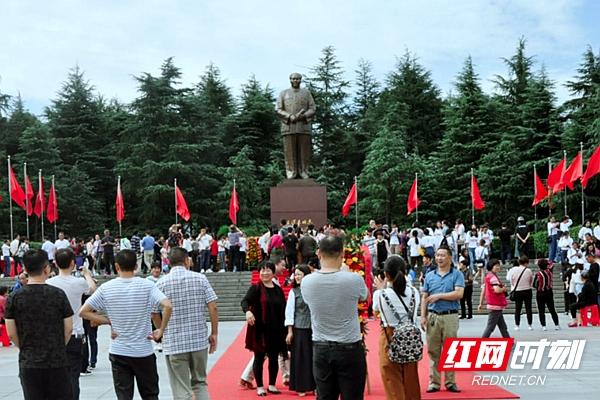 曹维 通讯员 虞槟宇)10月8日,我们从湖南省湘潭市旅游外侨局获悉,今年