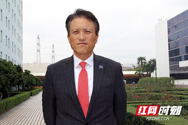 专访 亚行气候变化局局长严友钟:与湖南共同打造智慧城市样本