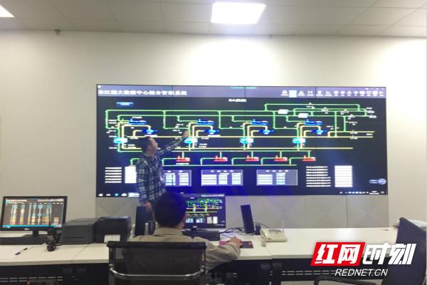 信息强省 电信东江湖大数据中心:安全绿色降成本,为数据保驾护航