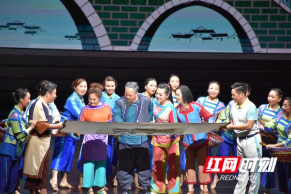 第六届湖南艺术节闭幕 全面展现湖湘文艺新成果
