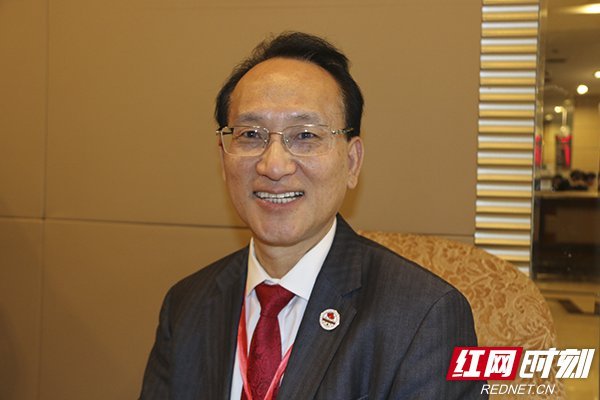 Ouyang Feipeng, President of the U.S. Hunan Association