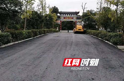 永州经开区:严把源头管控,冷东公路片区扬尘防治初见成效