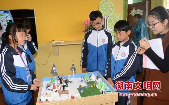 长明灯 湖南连续三年举办未成年人生命教育活