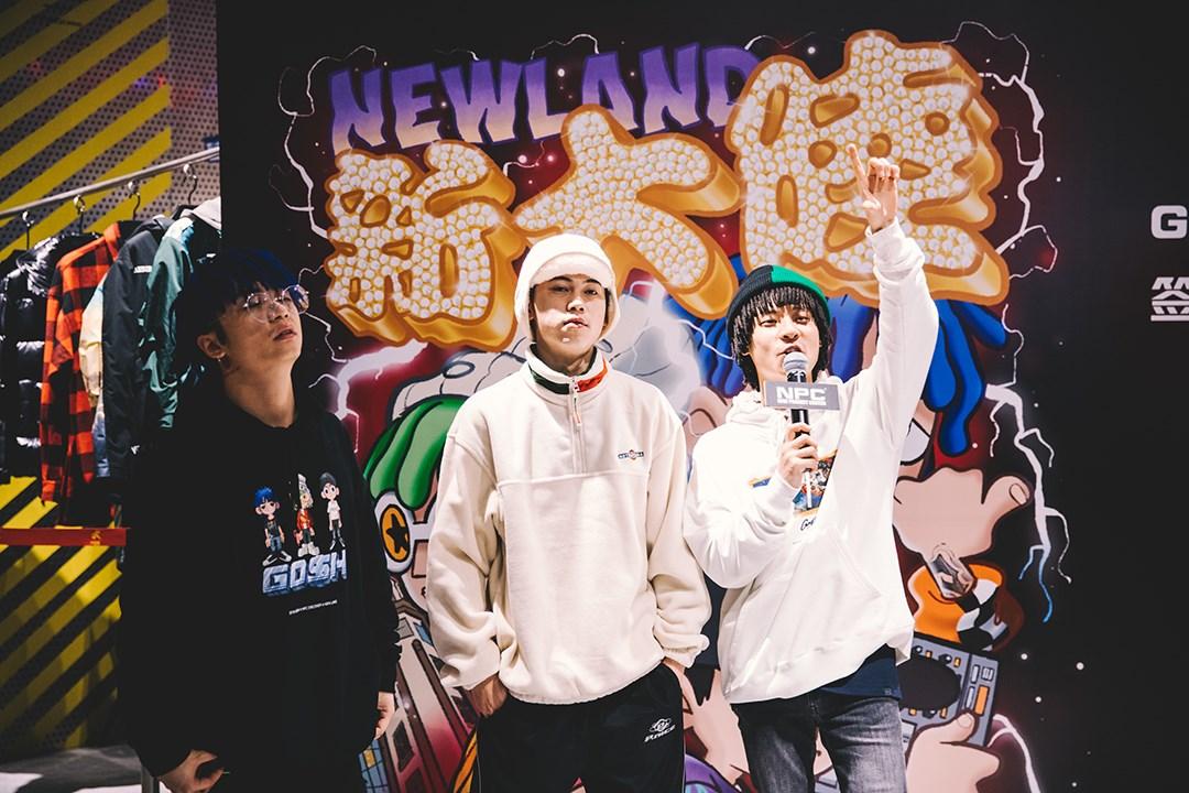 李晨nic  Bridge上海签售 音乐潮流碰撞跨界新