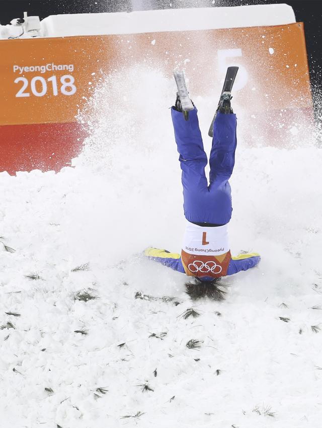 刚刚!2018新华社体育年度照片发布!