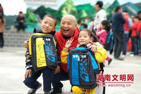 """2018年12月中国好人榜发布 湖南再添5名""""中国好人"""""""