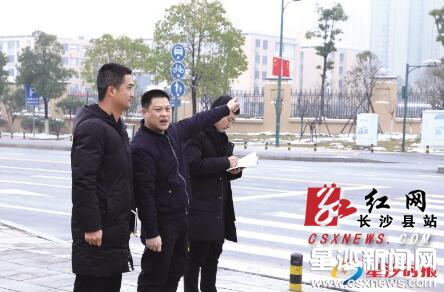 长沙县政协委员汤堪赞为解决