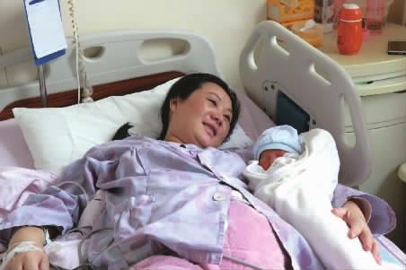 湖南首例β地贫+HLA试管女婴配型成功 出生4天很健康