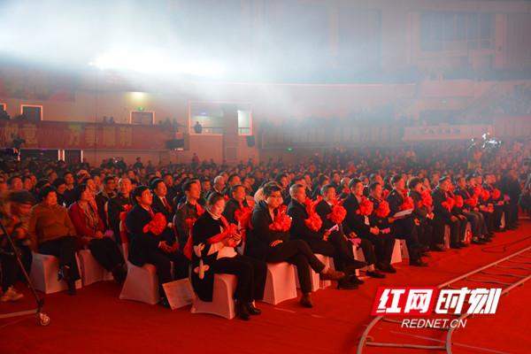 新时代 好年头 永州举行2019年春节联欢晚会
