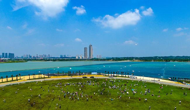 【绿色发展 绿色生活】长沙县生态文明画卷:生活归于自然 大美隐于阡陌