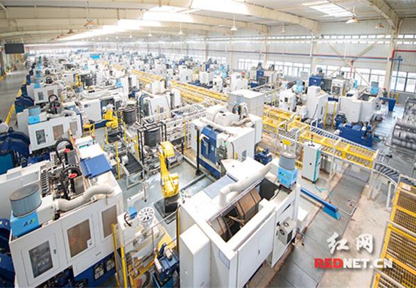 一季度湖南新引进24个500强企业项目 总投资749.4亿元