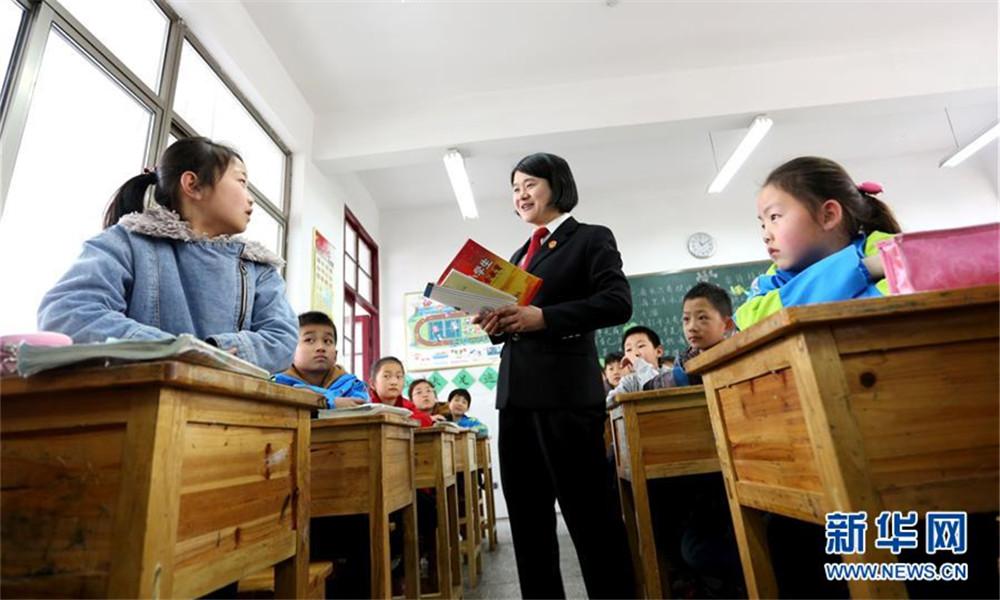 国家安全教育进校园