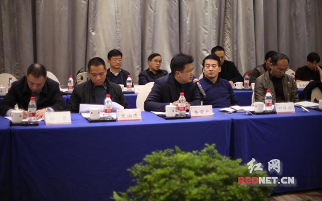 湖南召开援藏援疆工作座谈会