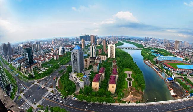 【绿色发展 绿色生活】水城常德:做足水文章 激活绿色经济