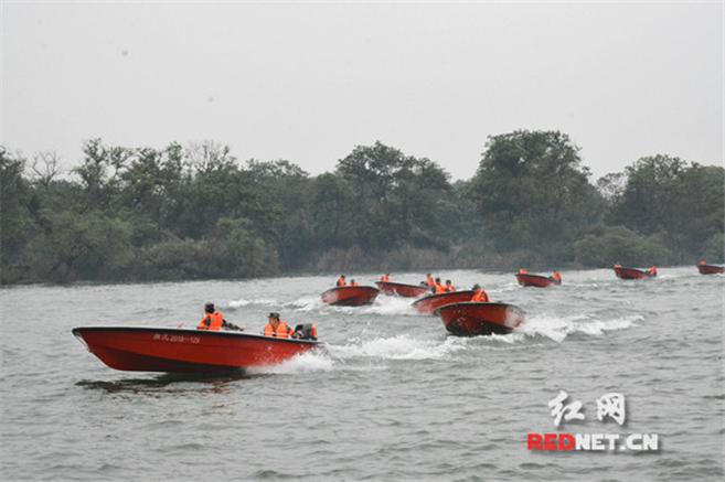 永州:坚决打赢防汛抗旱和水环境治理战 推进河长制工作